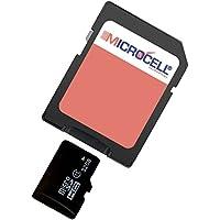 Microcell - Tarjeta de memoria Micro SD de 32GB / 32 GB con adaptador SD para Huawei P8 Lite 2017