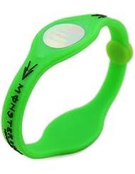 Hengda® Grün XS-Code Power Energy Armband Hologramm Sport Balance Wellness