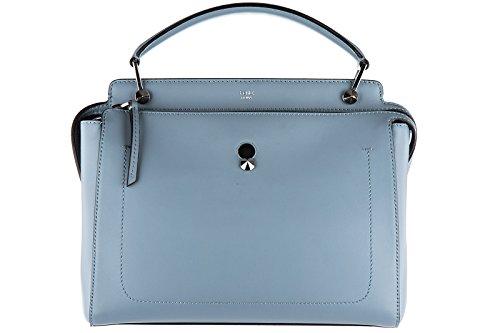 Fendi-bolso-de-mano-para-compras-en-piel-mujer-nuevo-dot-com-ternegro-blu