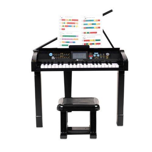 itsImagical 77144 - Klavier mit Lernmethode nach Farben