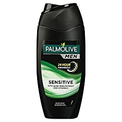 Palmolive Men Sensitive Imported Body Wash, 250ml (Pack Of 2)