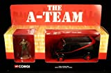 THE A-TEAM VAN with Hand-Painted B.A. Baracus Figure * CORGI 1:36 Scale Die-Cast Vehicle by A-Team