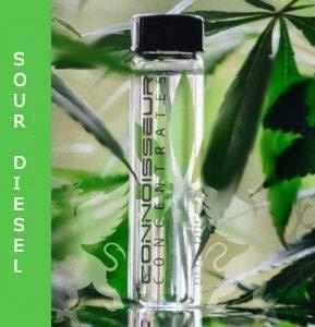 Sour Diesel Terpenes Glasfläschchen 1 ml