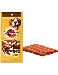 Pedigree Dog Treats Meat Jerky Stix, Liver, 80 g Pouch