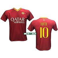 completo calcio ROMA vesti