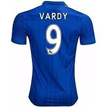 2016-17 Leicester City Home Shirt (Vardy 9) - Kids