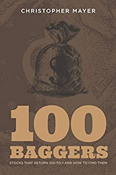 100 Baggers: Stocks That Return 100-To-1 and How to Find Them by [Mayer, Christopher W.]