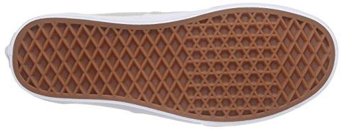 Vans Unisex-Erwachsene Authentic Sneaker Grau (pop Binding/gray Violet/yucca)