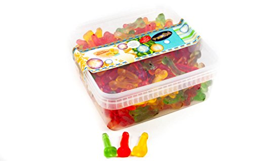 Deine Naschbox - Fruchtgummi Willis - 1kg Box