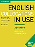 English Collocations in Use Advanced 2nd Edition: Book with answers
