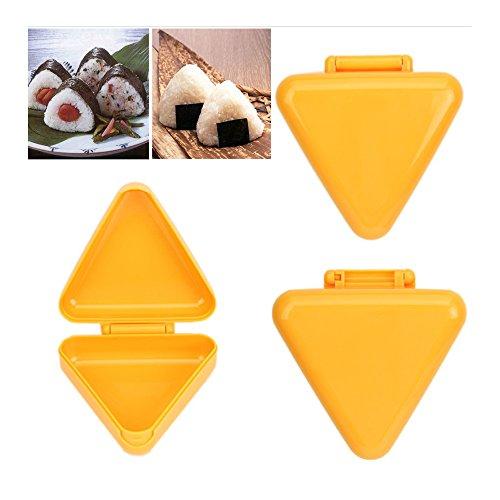 Ndier triángulo Onigiri Musubi arroz Molde Sushi