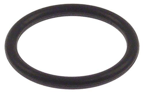 BFC O-Ring für Kaffeemaschine Lira, ssica-2-3-4gr, DeLux-2-3-4gr Aussen ø 27,13mm Materialstärke 2,62mm Innen ø 21,89mm EPDM