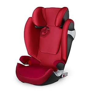 cybex gold solution m m fix autositz gruppe 2 3 15 36 kg. Black Bedroom Furniture Sets. Home Design Ideas