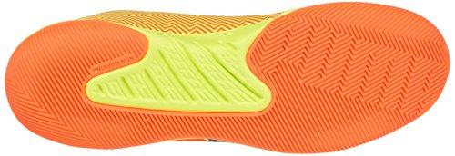 Puma Herren Nevoa Lite V3 Fußballschuhe, 42.5 EU Gelb (safety yellow-puma Black-SHOCKING Orange 08)