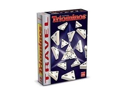 OTTO Triominos Travel Version Voyage - Jeu de société