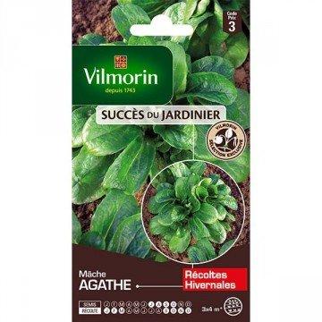 Vilmorin - Sachet graines Mâche Agathe