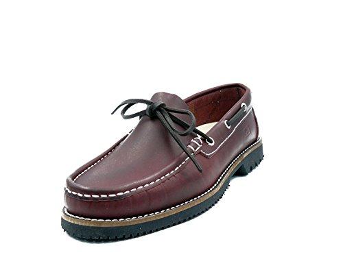 Zapatos Hombre con Cordones FLUCHOS Tipo Nautico