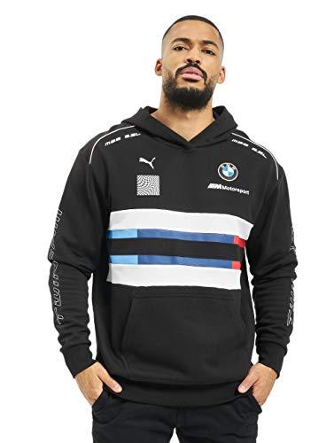 PUMA Herren Kapuzensweatshirt BMW MMS Street Midlayer schwarz (200) XL