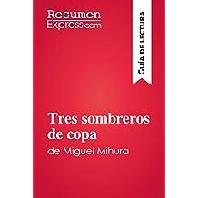 Tres sombreros de copa de Miguel Mihura (Guía de lectura): Resumen y análisis completo (Spanish Edition)