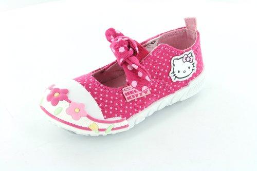 Hello Kitty  Daffodil,  Sneaker ragazza Rosa rosa
