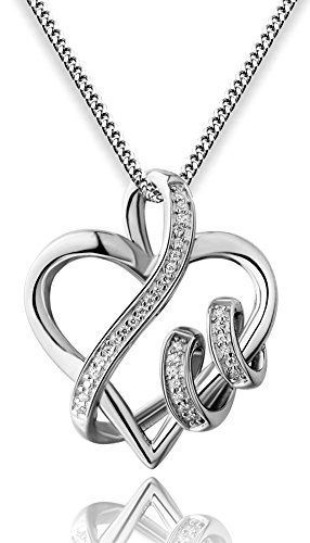 ostan-jewelry-heart-pendant-with-cubic-zirconia-necklace-with-sterling-silver-chain