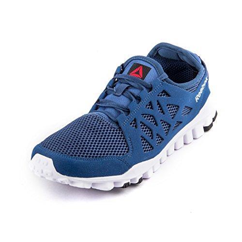 14f8f06ef Buy Reebok Travel TR 1.0 Realflex Sports Running Shoes on Amazon ...