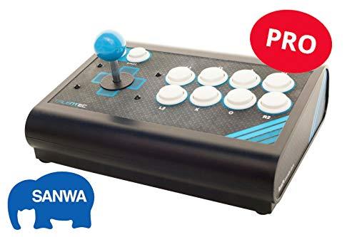 Konsole und Controller Arcade PS4, PS3, PC und Raspberry: RasPi Arcade Stick Pro - SANWA (TALENTEC PRO Edition)