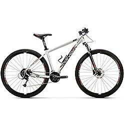 "Conor 8500 29"" Bicicleta Ciclismo Unisex Adulto, Rojo, SM"