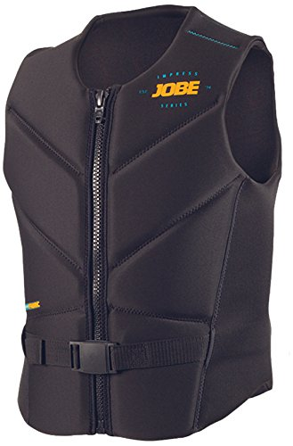 Jobe Impress 3D Gillet Homme, Noir, FR (Taille Fabricant : XXXS)
