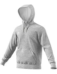 adidas, sudadera con capucha para hombre Core 15, Hombre, gris, S