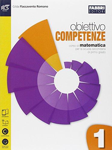 Obiettivo competenze. Quaderno. Per la Scuola media. Con e-book. Con espansione online: 1