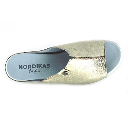 NORDIKAS, Infradito donna Oro