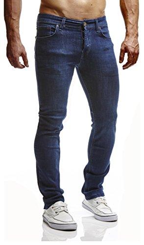 LEIF NELSON - Jeans - Homme Bleu
