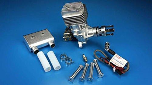 DLE55RA modèle essence moteur retour Échappement monocylindre deux courses 55CC