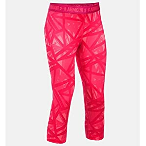 Under Armour Mädchen Printed Armour Capri