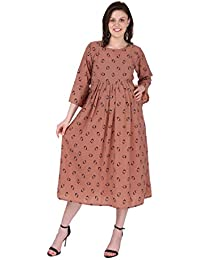60062bed500a8 Amazon.in: Dresses - Western Wear: Clothing & Accessories