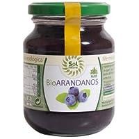 Mermelada Arandano Bio Sin Azúcar 330 gr de Solnatural