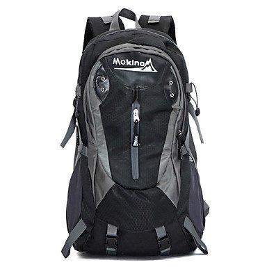 40 L Rucksack Klettern Freizeit Sport Camping & Wandern Wasserdicht Staubdicht tragbar Multifunktions Red