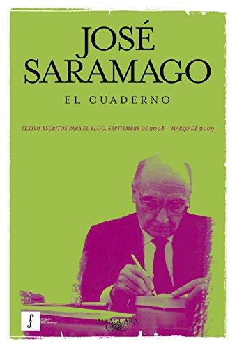 El cuaderno por José Saramago