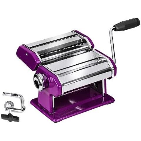 Premier Housewares - Máquina para hacer pasta (acero inoxidable)