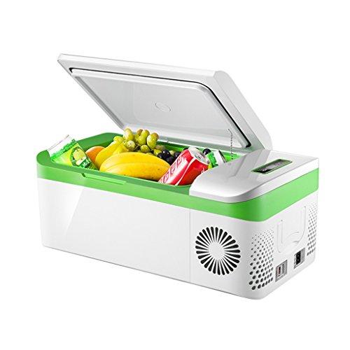 LJ El coche y el hogar del congelador del refrigerador del compresor del refrigerador del coche están disponibles 12v / 24v / 220V (Tamaño : 20L)