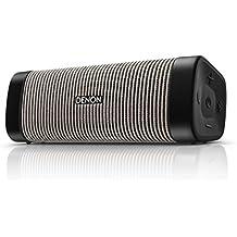 Denon dsb50btbgem Envaya DSB de 50altavoz Bluetooth (NFC, AUX de entrada, micrófono para función manos libres, batería) gris