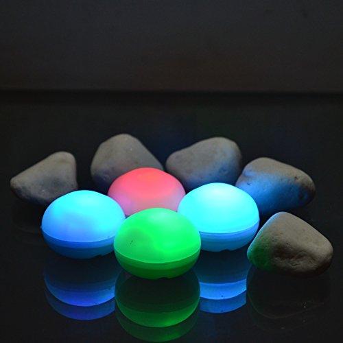 Lichter LED FLOATING Blimp Wasserdichtes Stimmungs Kerzen von PK Green (Stimmung, Wechselnde Farben)