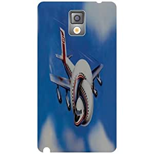 Samsung Galaxy Note 3 N9000 Back Cover - Matte Finish Phone Cover