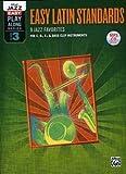 Easy Latin Standards - arrangiert für C- - Instrumental-Ausgabe - mit CD [Noten / Sheetmusic] aus der Reihe: Jazz easy