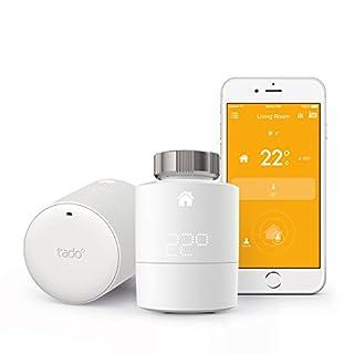 tado° Smart Radiator Thermostat Starter Kit V3 (horizontal mounting) - Intelligent heating control, works with Amazon Alexa, Apple HomeKit, Google Assistant, IFTTT (B01M8NB3B2) | Amazon Products