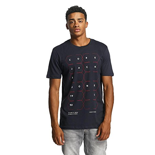 Jack & Jones Herren Oberteile / T-Shirt jjcoConcept Blau
