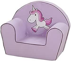 /Uma.L Unicorno Knorrtoys 68374/Poltrona per bambini/