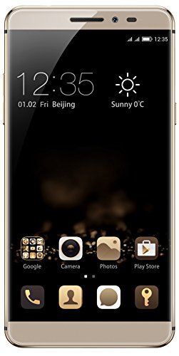 Coolpad A8 (royal Gold)