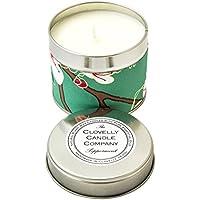 Clovelly Candle Co. Naturale fatto a mano cera di soia